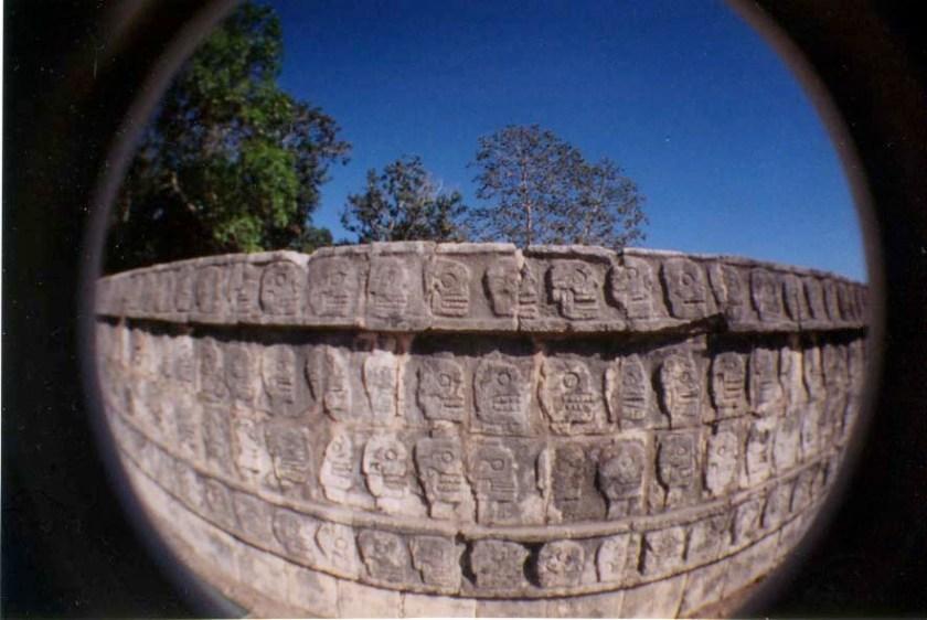 chichen itza, yucatan - 2013